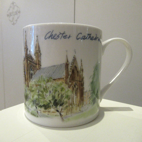 Chester Cathedral Mug