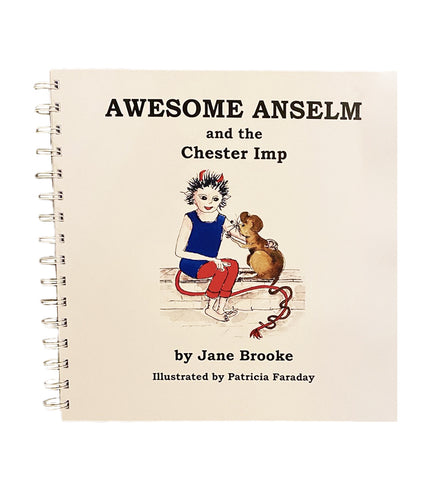 AWESOME ANSELM and the Chester Imp