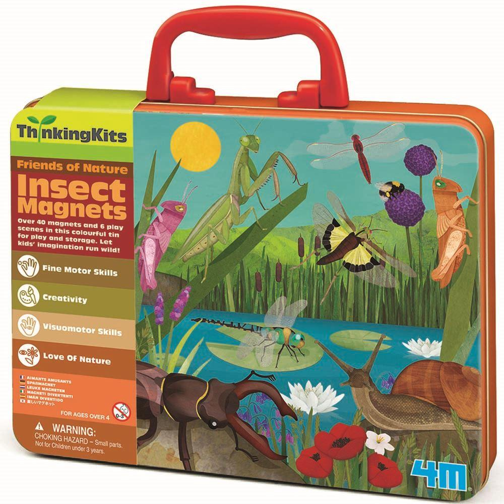 4M Craft - Insect Magnets