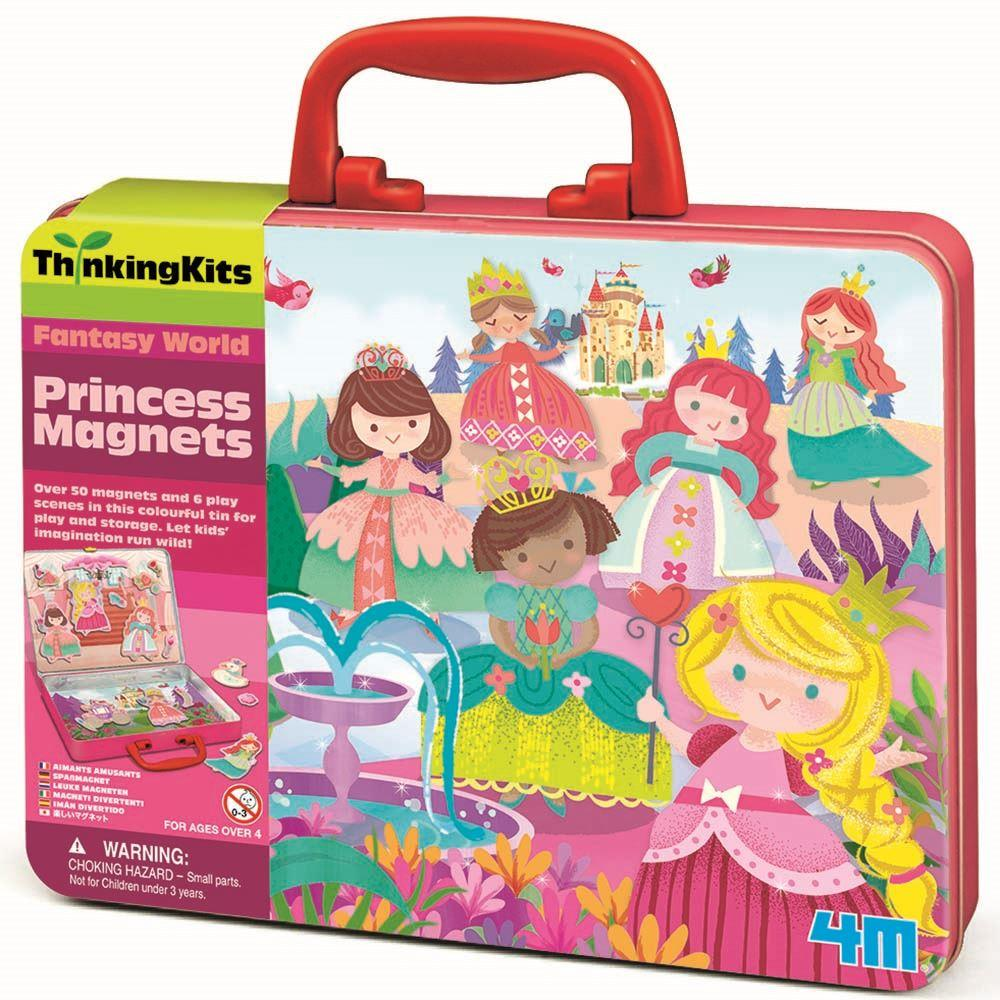 4M Craft - Princess Magnets