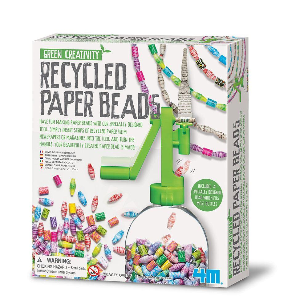 4M Craft - Recycled Beads