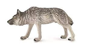 CollectA Med Timber Wolf Hunting 88845
