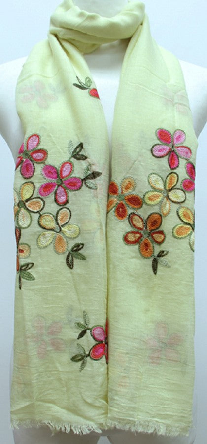 Floral Scarves - Various designs