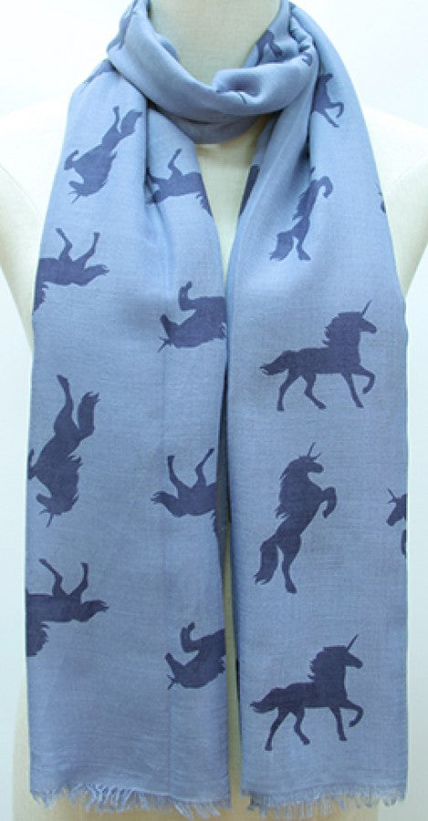 Patterned Scarves - Various Patterns