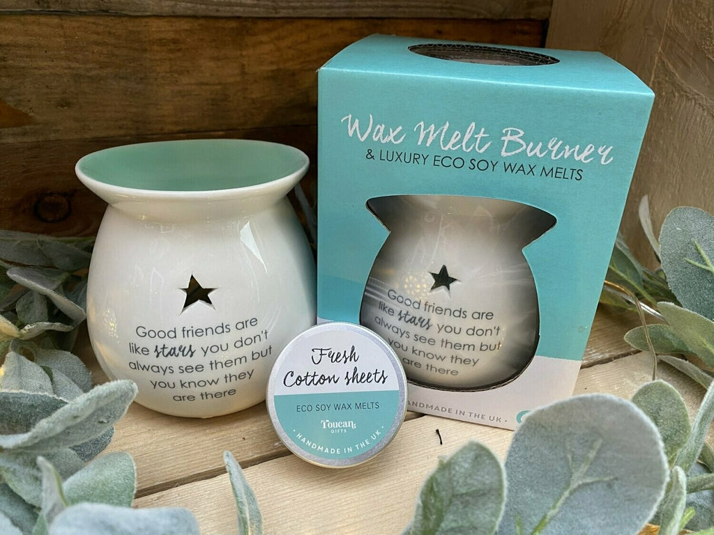 Good Friends Wax Melt Burner Set