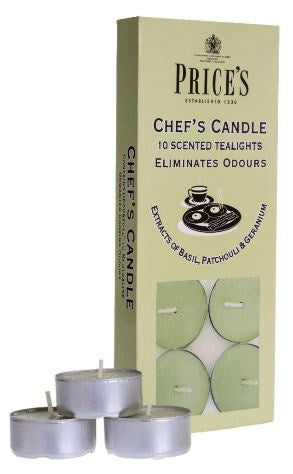 Tealights - Chef's