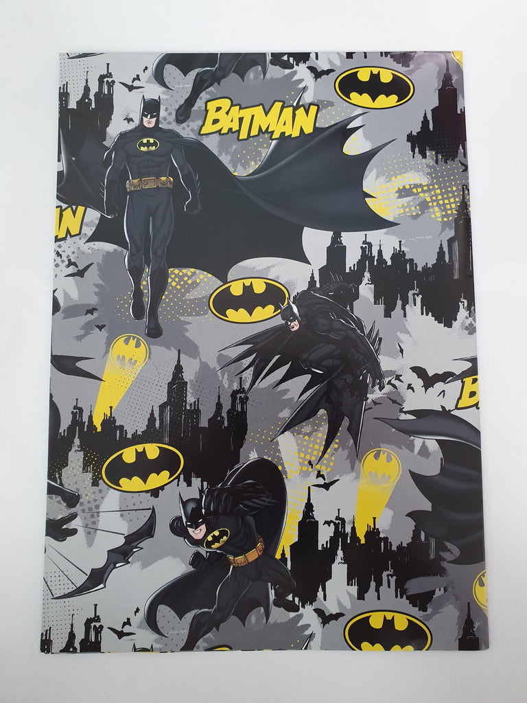Batman Folded Wrap WEW929