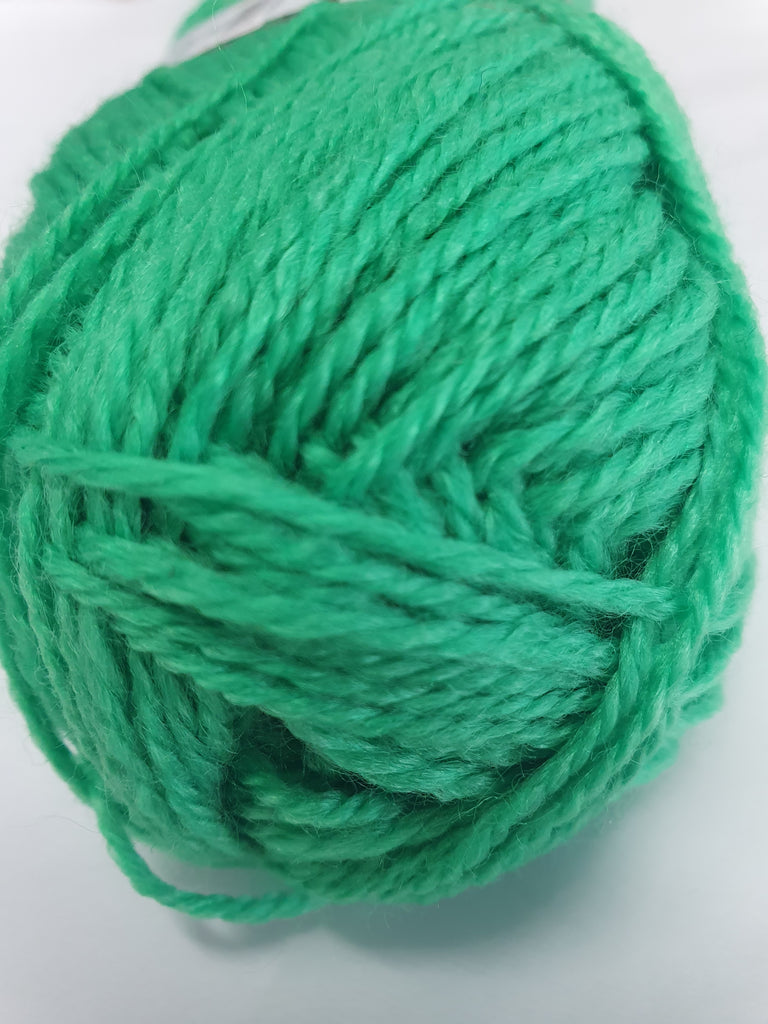 Opals Super Soft 8 ply 50g - Bright Green