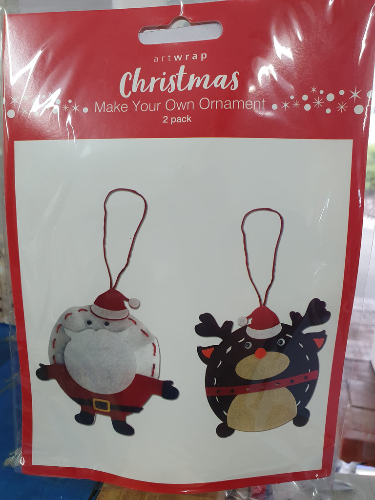 Make Your Own Xmas Ornament Kit