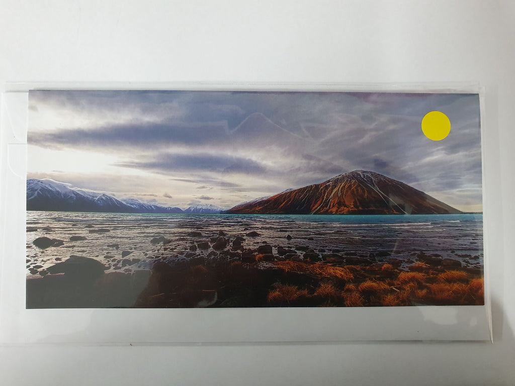 Murray Crawford Lake Ohau 2 Card