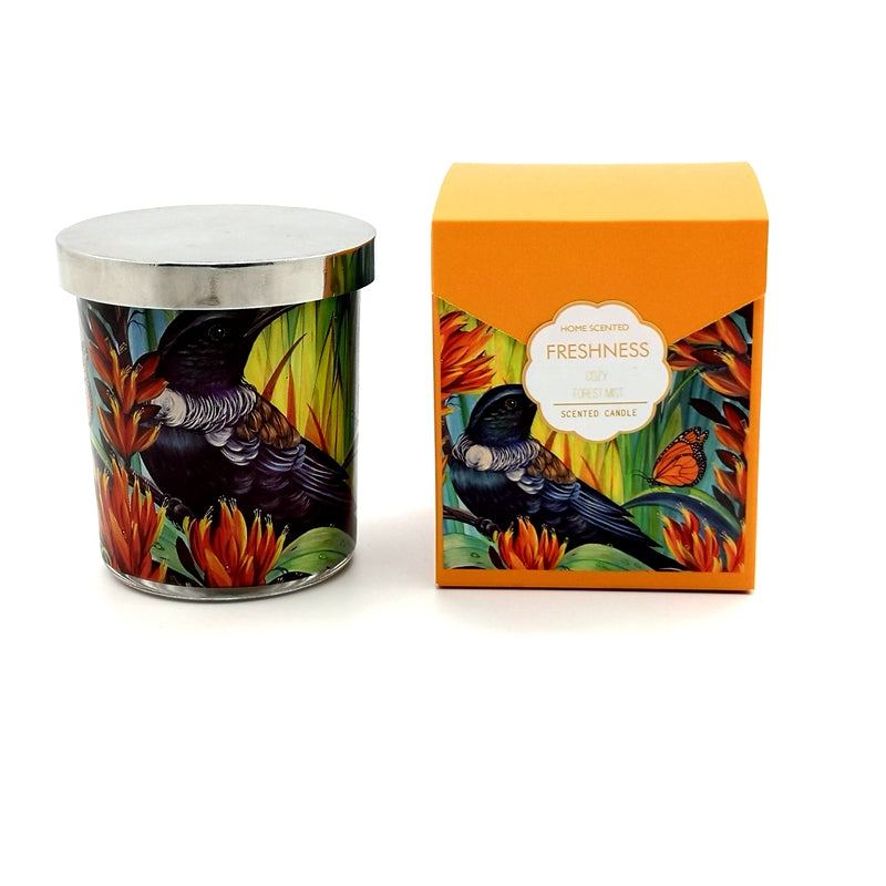 Scented Candle Freshness
