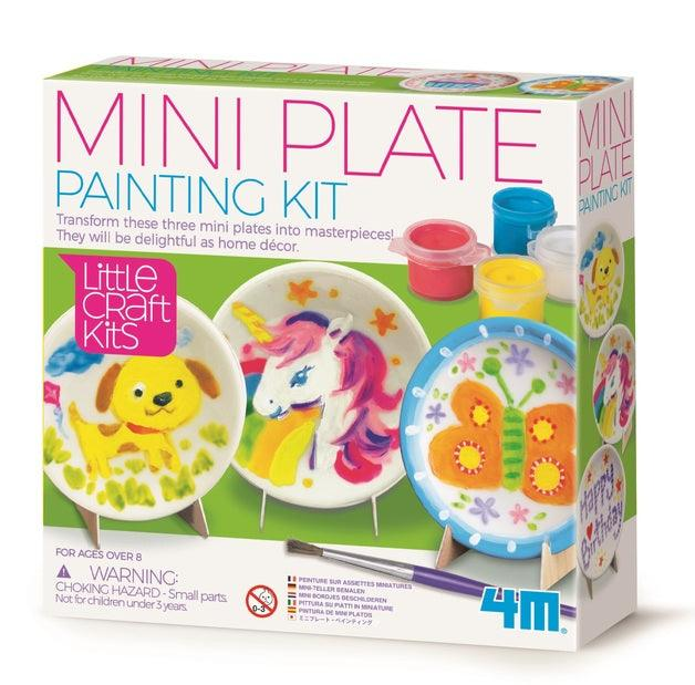 4M Mini Plate Painting Kit