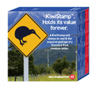 NZ Post: KiwiStamps Box 100