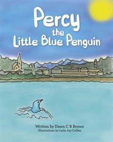 Percy the Little Blue Penguin