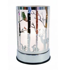 Electric Touch Warmer Copper Woodlands