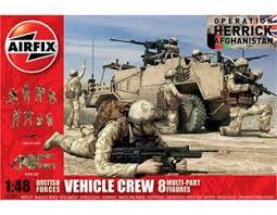 Airfix 1:48 British Vehicle Crew