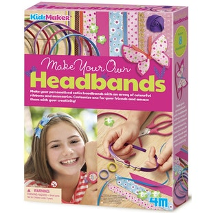 4M Craft - Make Your Own Headbands