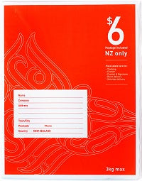 NZ Post:PREFC418 Bag Uprade PI C4 Flat Size 3