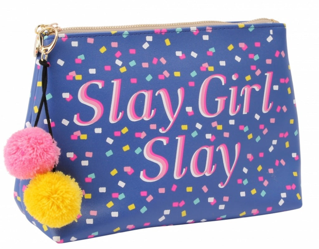 Slay Girl Slay Makeup Bag