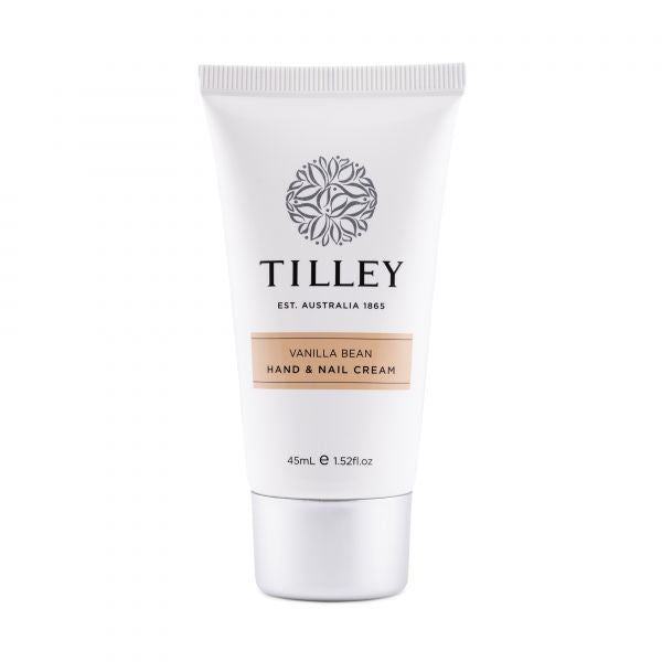Tilley Hand & Nail Cream - Vanilla Bean 45ml