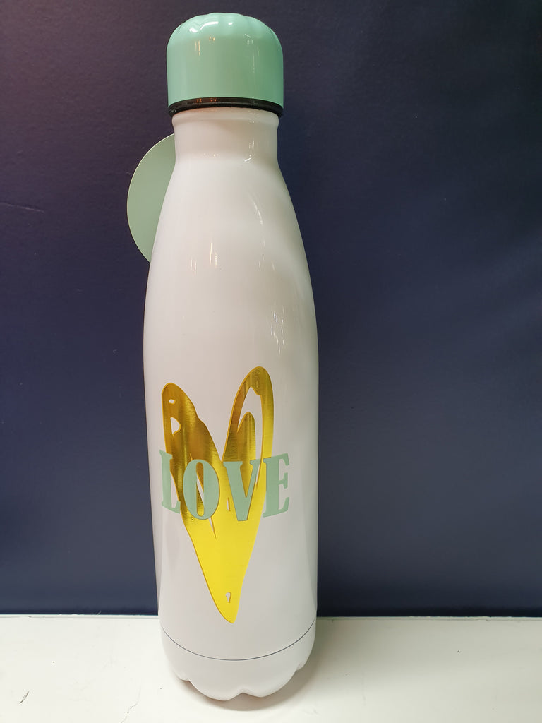 Love Heart 500ml Bottle