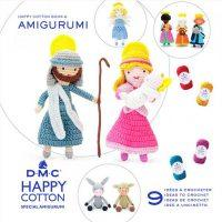Amigurumi DMC Happy Cotton Book 6 - Bethlehem