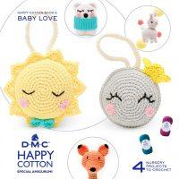 Amigurumi DMC Happy Cotton Book 5 - Baby Love
