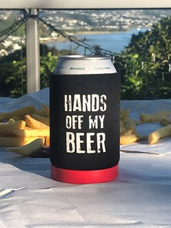 Moana Rd Can Holder - Hands Off My Beer