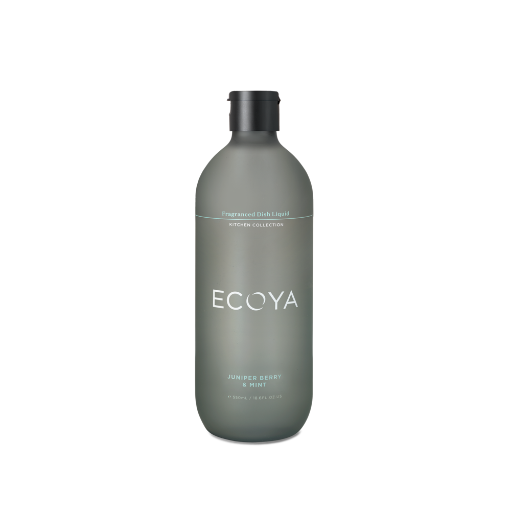 Ecoya Fragranced Dish Soap - Juniper Berry & Mint