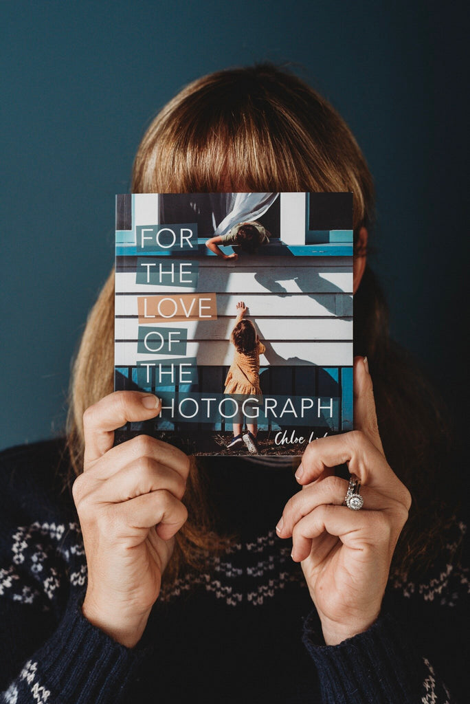 For The Love Of The Photograph - Chloe Lodge