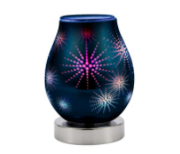 LED 3D Warmer Starburst