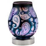 LED 3D Warmer Paisley