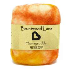Bruntwood Lane Felted Soap Honeysuckle