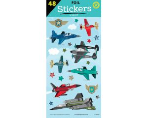 Stickers - Holographic Planes