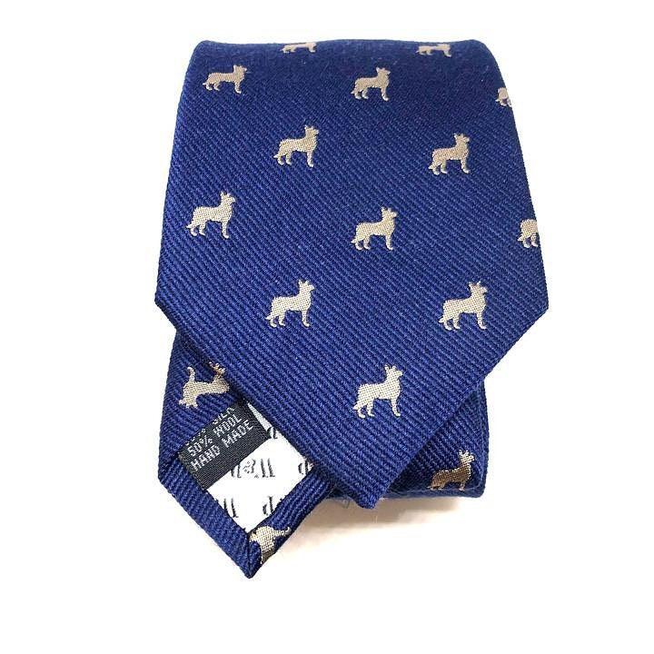Whistle & Pop Sheep Dog Tie