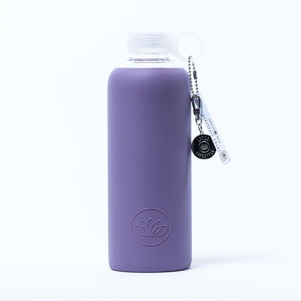 750ml Lotus Bottle - Thistle