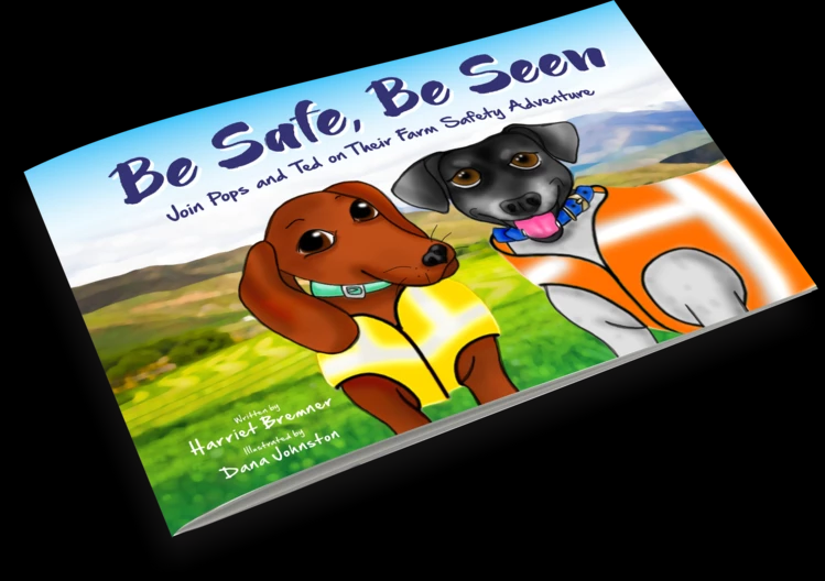 Be Safe, Be Seen by Harriet Bremner
