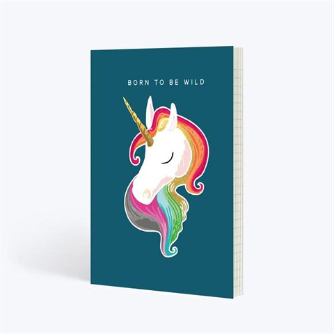 Born to be Wild Notebook
