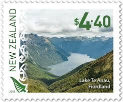 NZ Post stamp. $4.40 value