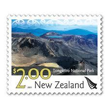 NZ post stamp $2.00 value