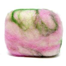 Bruntwood Lane Felted Soap Pomegranate