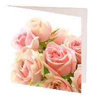 Gift Card GC107 Rose Bouquet
