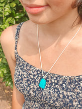 Load image into Gallery viewer, Turquiose Necklace