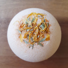 Load image into Gallery viewer, Cypress & Wild Orange Bath Bomb