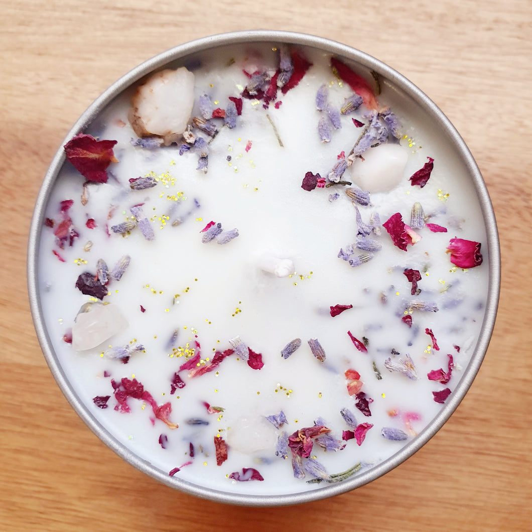 Full Moon Natural Soy Candle