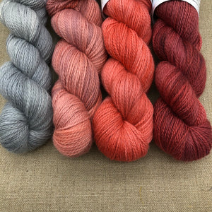 Bundle #009 (4 skeins)