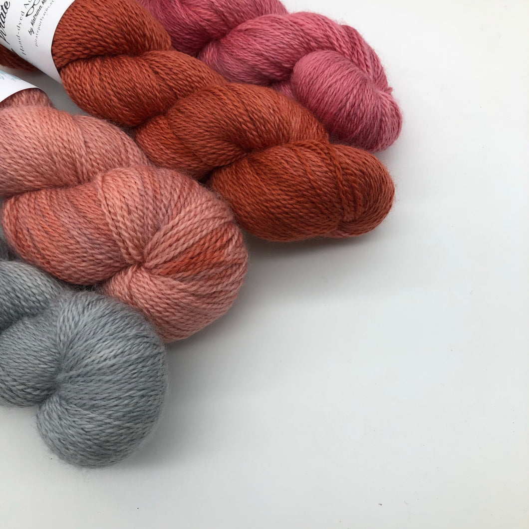 Bundle #024 (4 skeins)