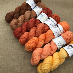 Bundle #017 (7 skeins)