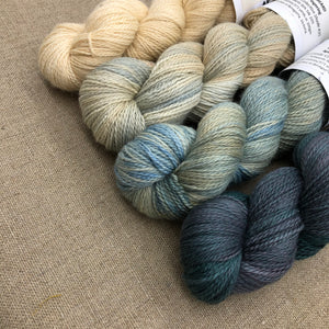 Bundle #008 (4 skeins)