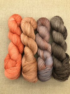 Bundle #005 (4 skeins)